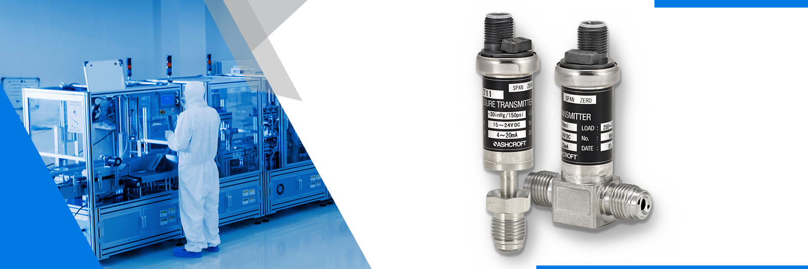 What Factors Make the Best Pressure Transducer for Semiconductor?